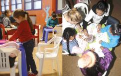 Búsqueda Voluntarios Rincones de Lectura