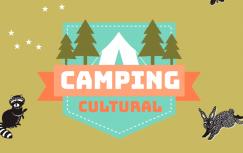Camping Cultural: TALLER DE CREACIÓN DE MÁSCARAS - Mar 18 JUL - 11:30hs