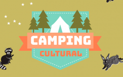 Camping Cultural: TALLER DE CREACIÓN DE MÁSCARAS - Mar 18 JUL - 15hs