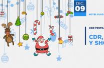 CDR Festejó la Navidad junto a Papá Noel