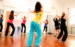 CDR te invita a bailar Zumba en marzo