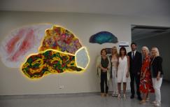Centro Rossi donó dos obras de arte al Hospital de San Isidro