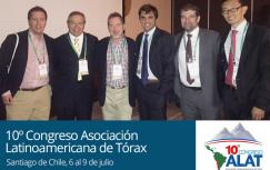 Congreso Asociación Latinoamericana de Tórax