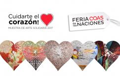 Cuidarte el corazón 2017 en Feria COAS de las Naciones