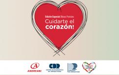 Cuidarte el corazón en Feria COAS de las Naciones