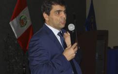 El Dr. Santiago Rossi disertó en la Sociedad Peruana de Neumonología