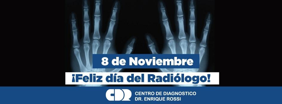 Feliz día del Radiólogo! - Centro Rossi
