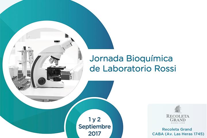 Jornada Bioquímica de Laboratorio Rossi