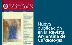 Nueva publicación en la Revista Argentina de Cardiología