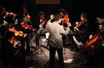 Orquesta Encuentro en CDR