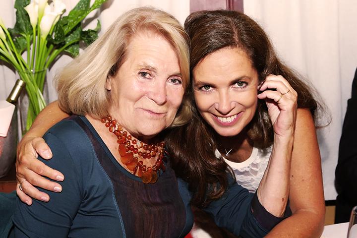 Protagonistas 2017: Mónica Cahen D´Anvers y Sandra Mihanovich