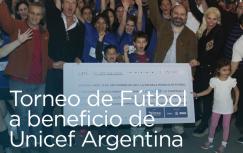 Torneo de Fútbol a Beneficio de Unicef