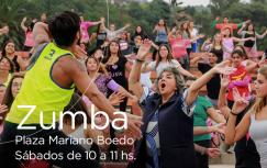 Zumba: entrada libre y gratuita